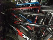 17 fahrräder für