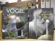 2 Bücher über Vögel