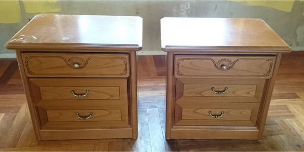 nachttisch schrankchen gebraucht kaufen nur 4 st bis 70 g nstiger. Black Bedroom Furniture Sets. Home Design Ideas