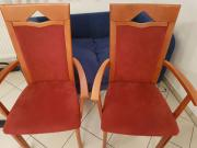 2 Kirschbaum Stühle