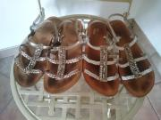 2 Paar Tamaris Sandaletten Sandalen