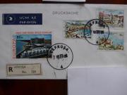 2 R-Briefe Zypern-Türkisch