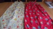 2 Sommer- Kinderschlafsäcke