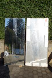 2 Spiegeltüren für
