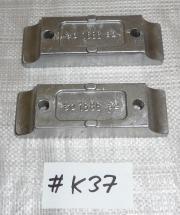2 Stück Befestigungsklammer