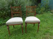 2 Stühle Jugendstil