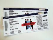2 Tickets DEPECHE