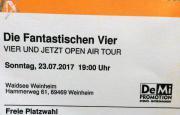 2 Tickets Die