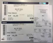 2 Tickets Philipp