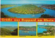 2 unbenutzte Mehrbild-Karten