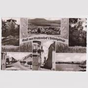 2 versch Postkarten von Waldershof