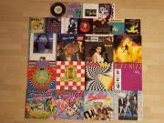 22 Schallplatten, Schallplatte,