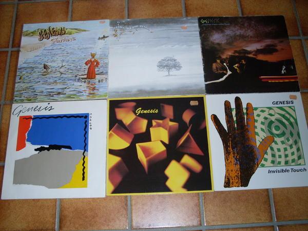 28 LPs aus den 70er