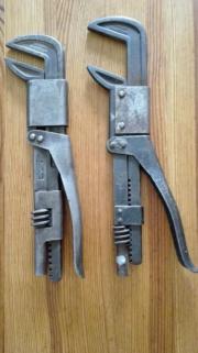 2Armaturen Schlüssel für