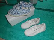 2x Mädchen Sommer Freizeit Schuhe