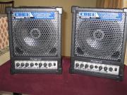 2x Roland Cubemonitor