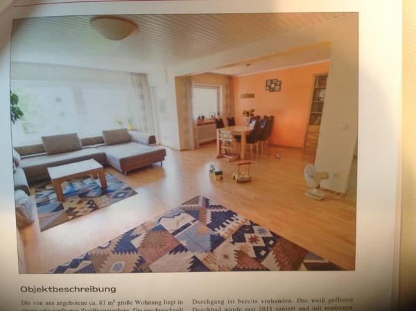 3 1/2 » Vermietung 3-Zimmer-Wohnungen