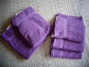 3 Handtücher und
