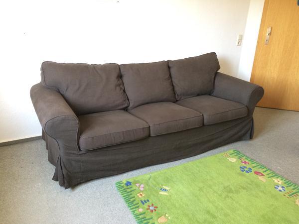 3-Sitzer Sofa EKTORP in Ulm - IKEA-Möbel kaufen und verkaufen über ...