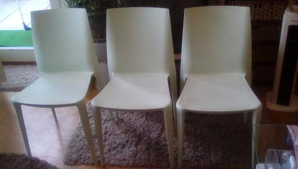 3 Stühle Bellini » Designermöbel, Klassiker
