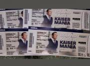 4 Tickets Roland