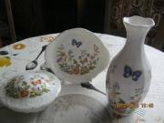 5 englische Porzellan-Teile