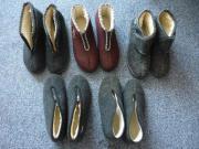 5 Paar Damen Schuh Gr