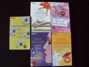 5 Taschenbücher von