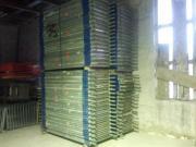 81 m² gebrauchtes Gerüst Layher