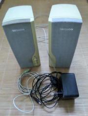 Aktiv-Lautsprecher, 1