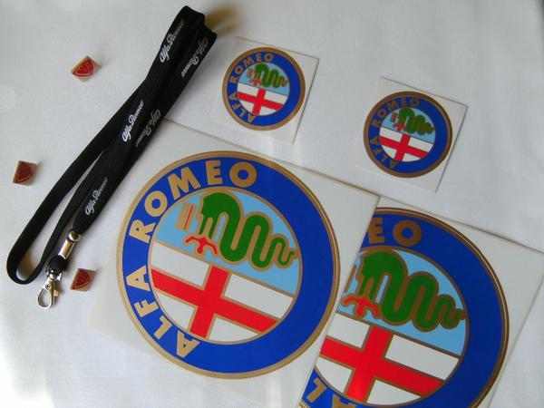 Alfa Romeo Set 9 Teile
