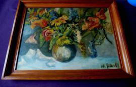 ALLES VB 3 alte Ölgemälde: Kleinanzeigen aus Limburg - Rubrik Kunst, Gemälde, Plastik