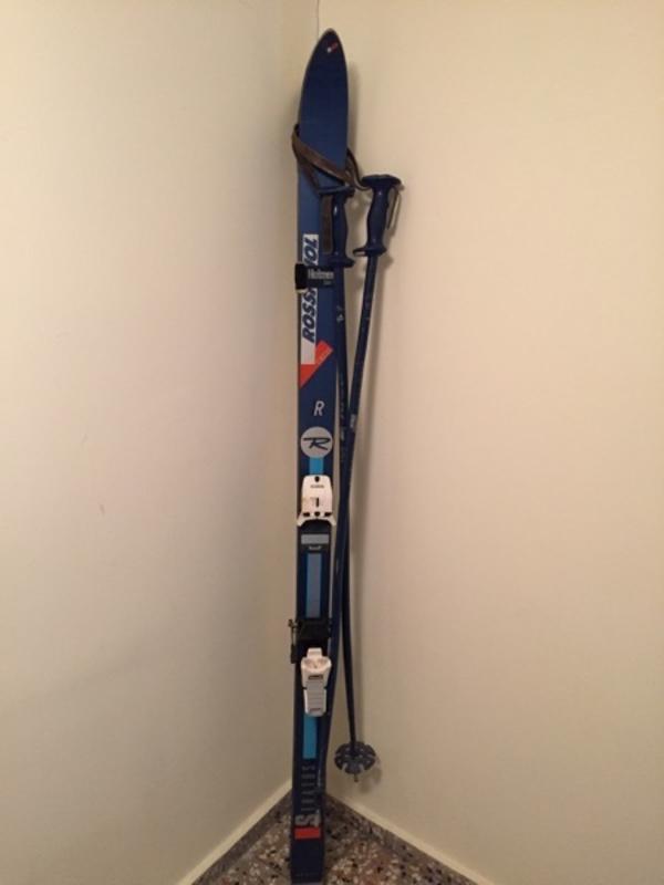 Alpinski Rossignol Stratos 170 cm