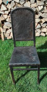 Alte Stühle