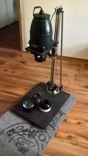 alter Profi-Vergrößerungsapparat