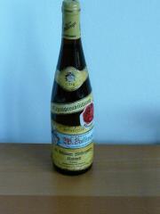 Alter Wein Rheinhessen 1981er St
