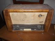 Altes Radio aus Omas Zeiten