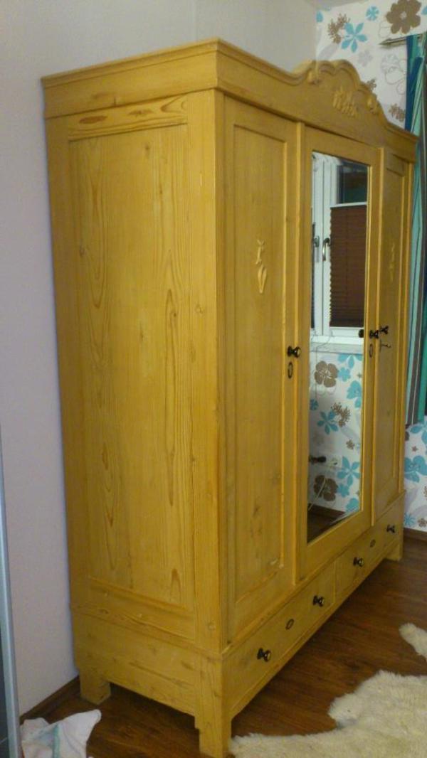 altes schlafzimmer in gotha - schränke, sonstige schlafzimmermöbel, Schlafzimmer
