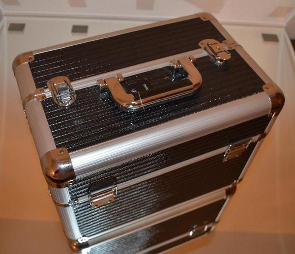Alu Kosmetikkoffer Schminkkoffer » Taschen, Koffer, Accessoires