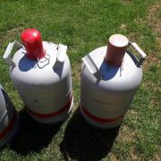 Alugasflaschen 11 Kg
