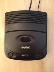 Anrufbeantworter volldigital SANYO DAS 400