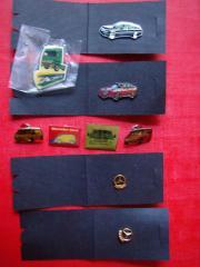 Anstecknadeln - Pins - Mercedes -