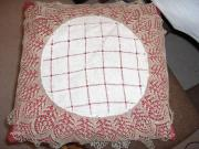 Antike Deckchen - gehäckelt - geklöppelt