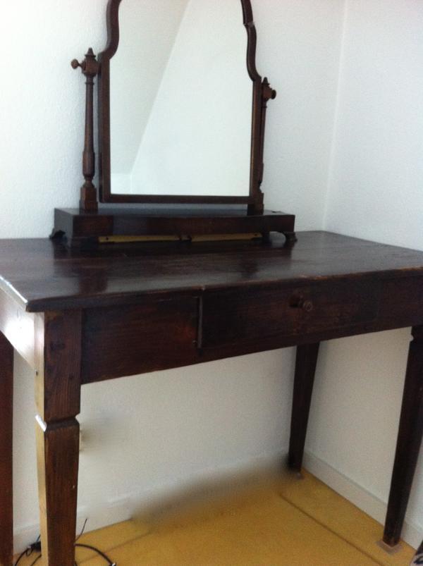tisch spiegel gebraucht kaufen nur 3 st bis 65 g nstiger. Black Bedroom Furniture Sets. Home Design Ideas