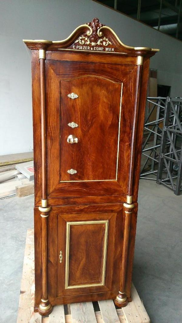 antiker tresor safe geldschrank panzerschrank in. Black Bedroom Furniture Sets. Home Design Ideas