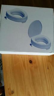 Aquatec-Toilettensitzerhöhung NEU