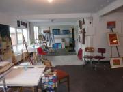Atelierplatz in Ateiergemeinschaft