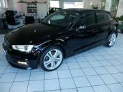 Audi A3 Sportback S-Line Navi