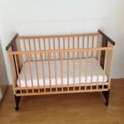Baby-Gitterbett 60x120