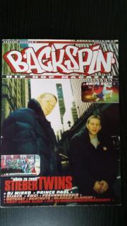 Backspin Magazin No.
